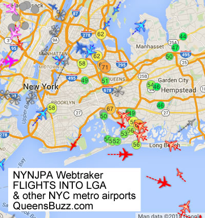 NYC Airplane Noise - LaGuardia LGA & JFK Airports | nyc airplane noise manhattan lga jfk airplane noise nyc manhattan