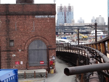 Sunnyside Yards History NYC: History of Trains & Railroad Yards in NYC & Real Estate Development | sunnyside yards history sunnyside railway yards real estate development sunnyside train yards rail roads trains yards queens nyc railroad history