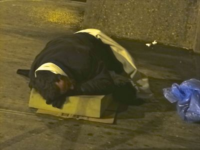 homeless in queens issues