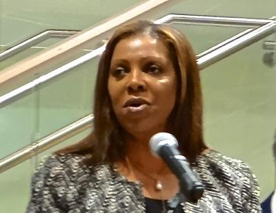 letitia james attorney general candidate 2018 photo