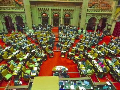 congestion pricing legislation albany nys