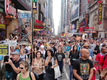 peoples climate march photos