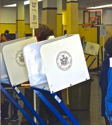 nyc election returns 2016